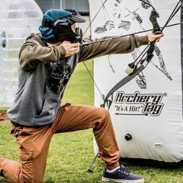 Archery Attack drenthe groningen