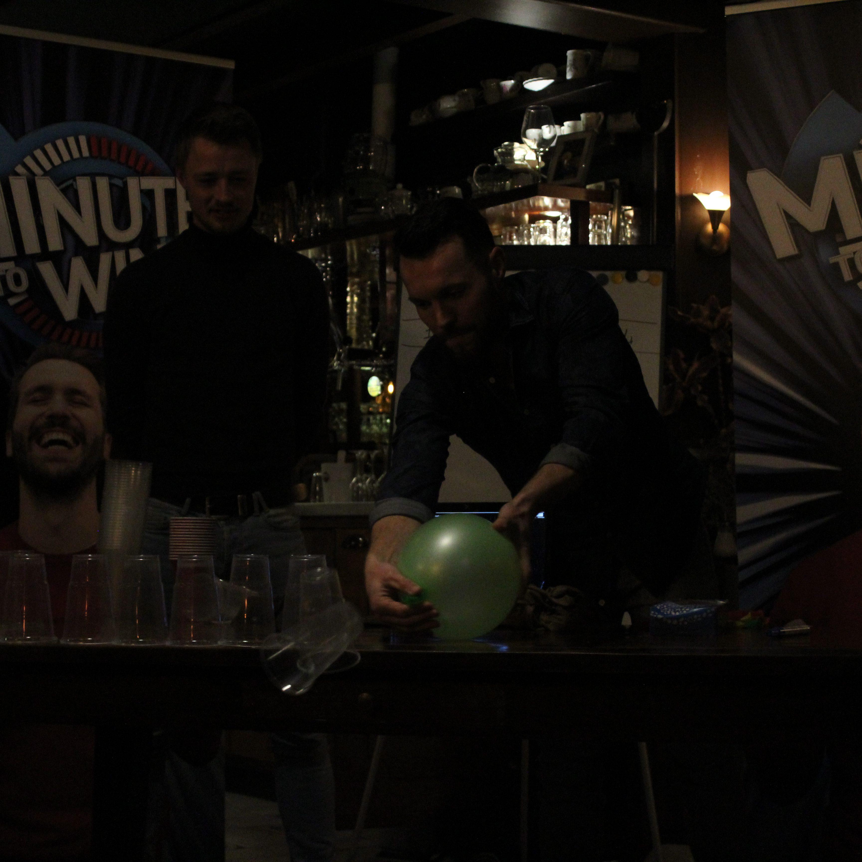 MInute to win it -groningen-drenthe