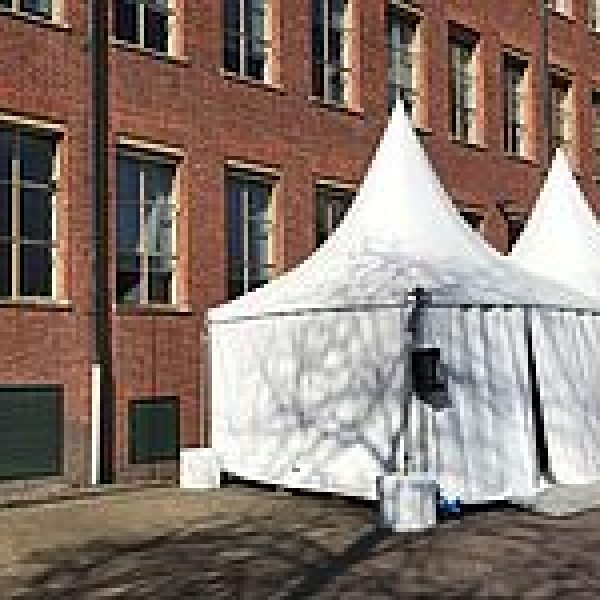Test tent